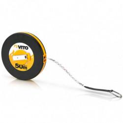 VITO - Mètre ruban 50M...
