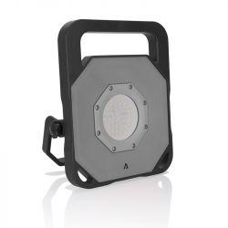 Aslo - projecteur portable led 22w ip54 189 x 227 x 79 mm