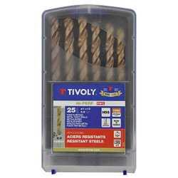 TIVOLY - Forets métaux 1 à...
