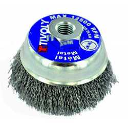 TIVOLY - Brosse coupe d80mm...