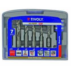 TIVOLY - Forets métaux HEXA...