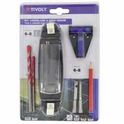 TIVOLY - Kit perçage de...