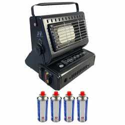 Chauffage à gaz mobile...