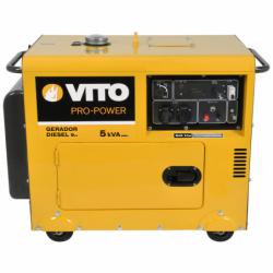 VITO - Groupe électrogène 5...